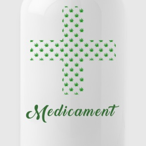 Medicated 2.0 - Water Bottle