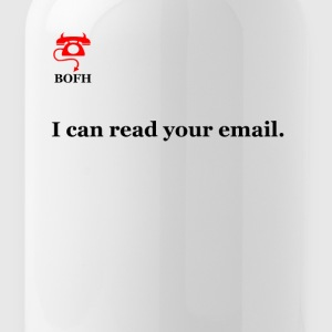 BOFH - Email. - Trinkflasche