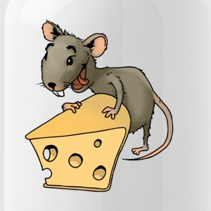 rongeur souris Fiese vermine rongeur souris fromage - Gourde
