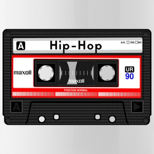 HIP HOP CASSETTE - Borraccia