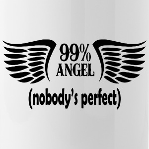 99% angel - Water Bottle