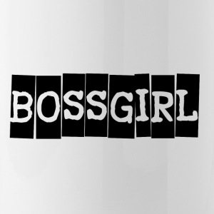 BOSS GIRL - Gourde