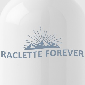 raclette forever - Water Bottle