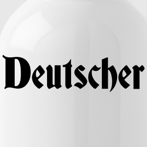 German - Water Bottle