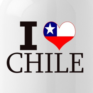 I LOVE CHILE - Trinkflasche