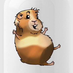 Bunny rabbit carrot Rodent Hare Rodent Hamster - Water Bottle
