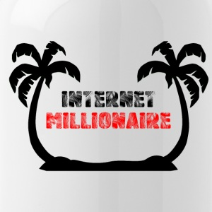 INTERNET MILLIONAIRE COLLECTION - Water Bottle