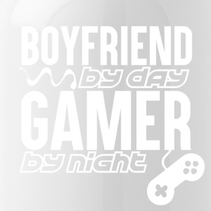 Gamer - Gamer Boyfriend - Water Bottle