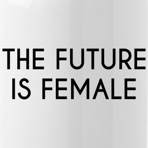 future is female - Water Bottle