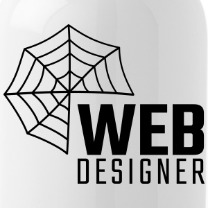 Web designer - Water Bottle