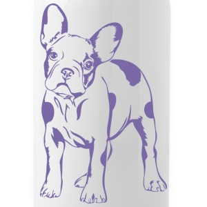 French Bulldog - bulldog francese SWEET - Borraccia