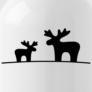 Moose paar - Drinkfles
