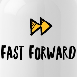 Fast Forward - Water Bottle