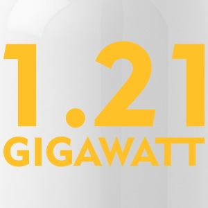 1.21 Gigawatt Version-3 - Trinkflasche