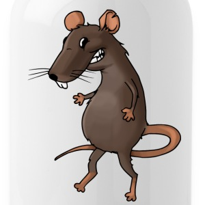 Fiese rat rodent vermin rodent mouse - Water Bottle