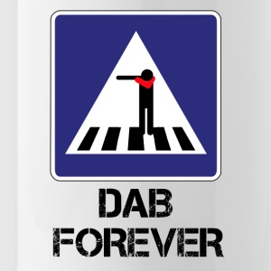 FOREVER ZEBRA CROSSING DAB / DAB AND THEN THROUGH - Water Bottle