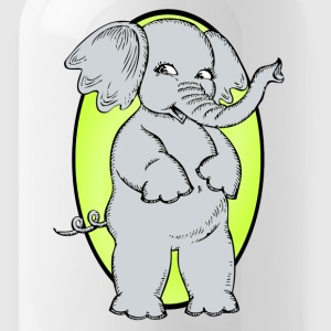 Elephant Elephant Circus - Water Bottle
