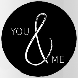 You and Me - Drinkfles
