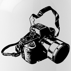 Photo Camera Collection - Drikkeflaske