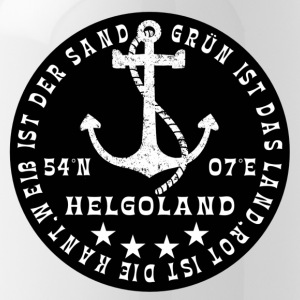 HelgolandLogo_Anker_black - Drinkfles