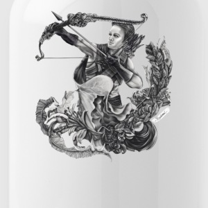Sagittarius Zodiac - Water Bottle