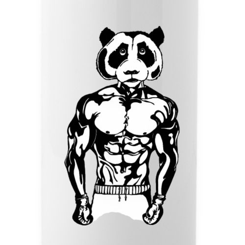 Pandamonium - Water Bottle
