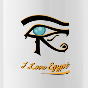 i love Egypt 1 - Trinkflasche