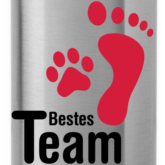 Vorschau: Bestes TEAM - Trinkflasche