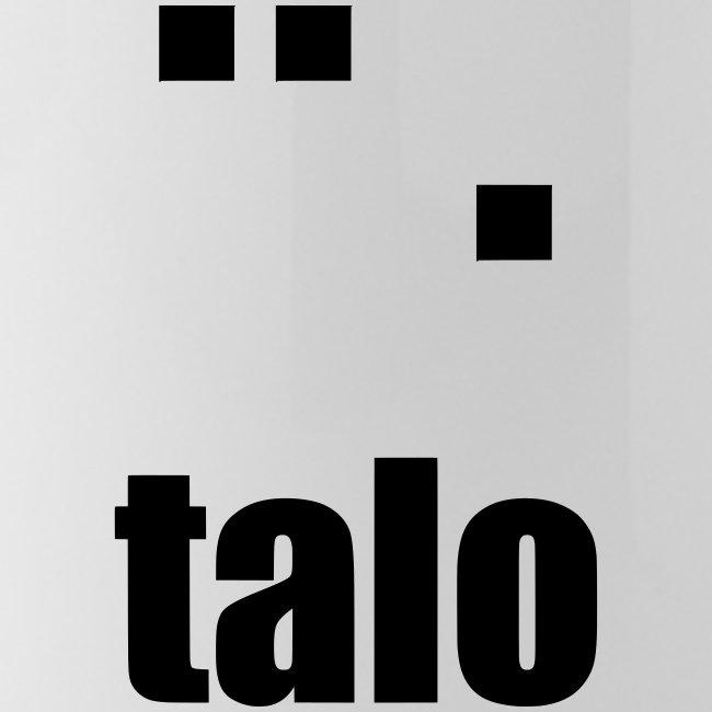 talologoEPS valkomusta
