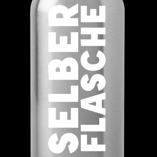 selberflasche - Trinkflasche