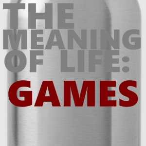 "T-Shirt ""The Meaning of Life"" - Drinkfles"