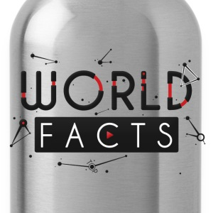 WorldFacts Fabrik - Trinkflasche