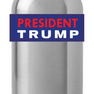 President Trump - Water Bottle