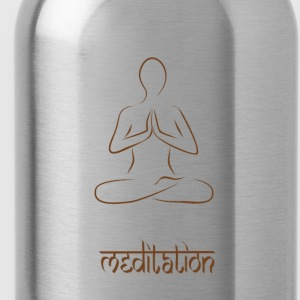 meditation - Water Bottle