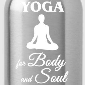 Yoga for Body and Soul - Water Bottle