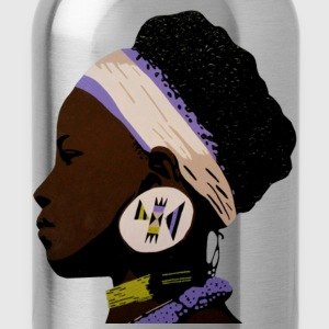 zulugirl 1 - Water Bottle