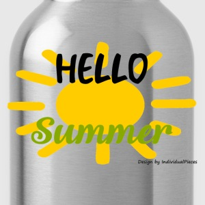 SunHelloSummer - Water Bottle