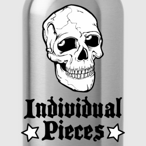 IndividualPiecesScullStars - Water Bottle