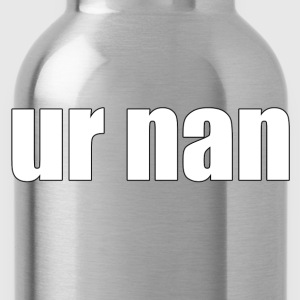 ur nan - Water Bottle