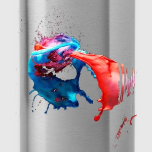 ColorSplash - Trinkflasche
