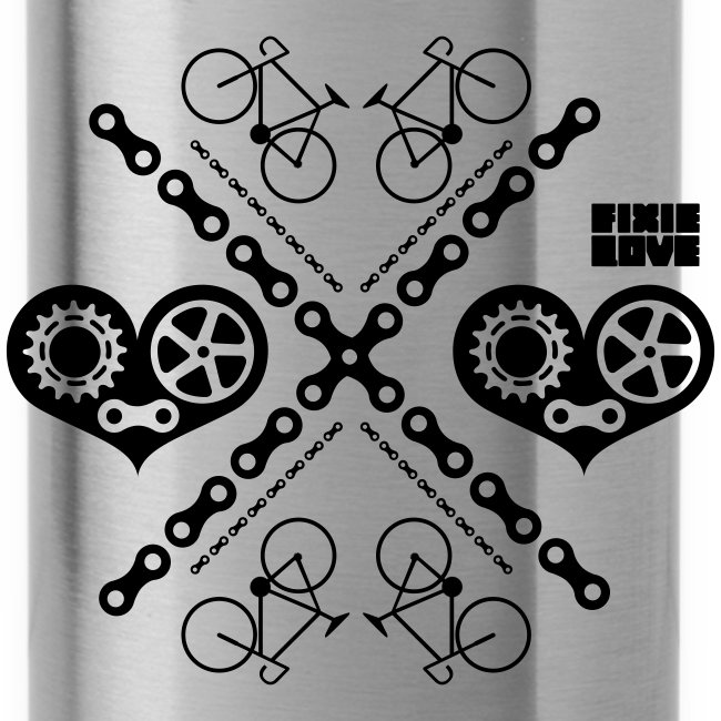 graphic fixed gear