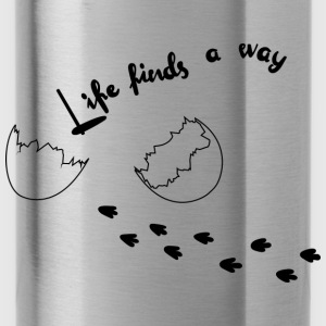 Life Finds Its Way - Gourde