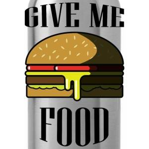 Give me FOOD - Water Bottle