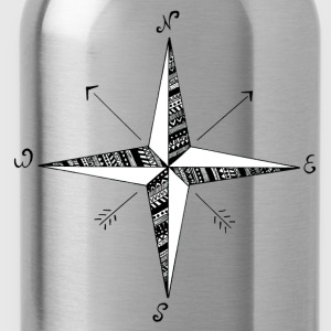 Compass Rose - Water Bottle