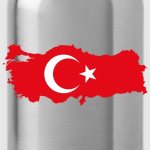 I LOVE TURKEY - Trinkflasche