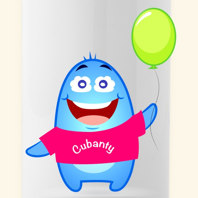 Cubanty mit Ballon