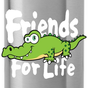 Friends for life - Drinkfles
