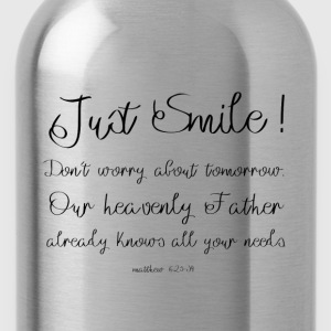 Just Smile! - Cantimplora