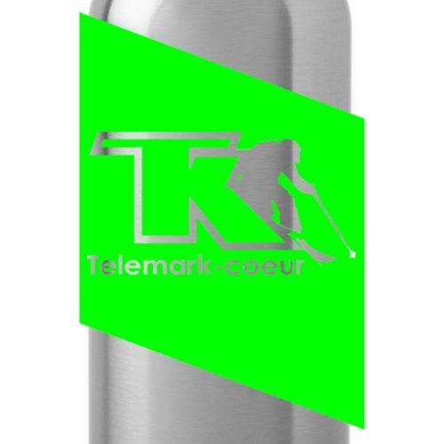 Telemark Fashion - Gourde avec paille intégrée