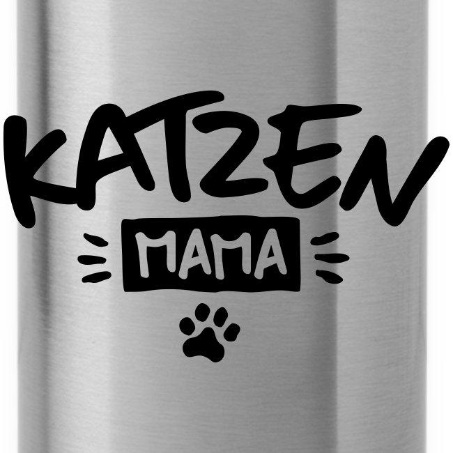 Vorschau: Katzen Mama - Trinkflasche